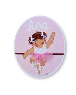 Placas para puerta personalizadas Infantiles
