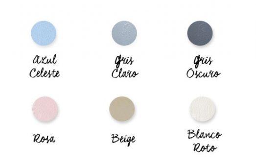 Colores Cuadros Personalizados, Siluetas y Placas de Blaucasa
