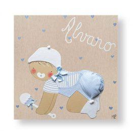 Cuadros Infantiles Originales Personalizados Bebe