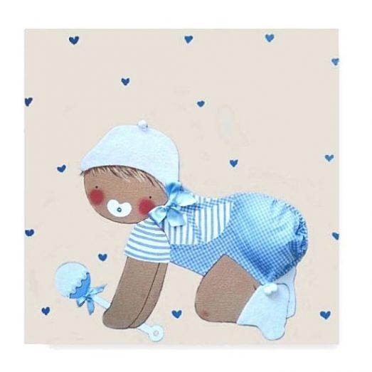 Cuadro Infantil con Nombre bebe