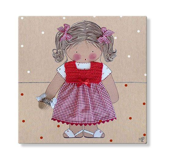 cuadros infantiles personalizados con nombre artesanales lienzos decoracion regalos bebes ninos ninas blaucasa