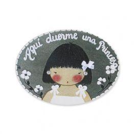 placas para puertas intantiles personalizadas con nombre bebe decorativa artesanal niña niño regalos originales blaucasa asiatica