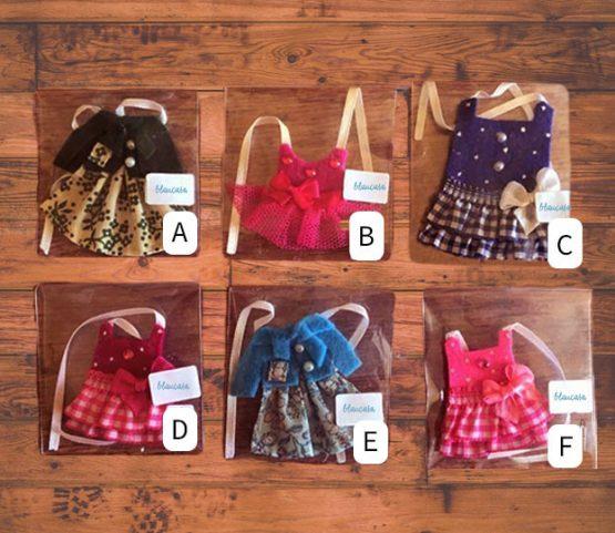 Disfraz muñeca recortable de ropa y tela hecho a mano artesalmente blaucasa