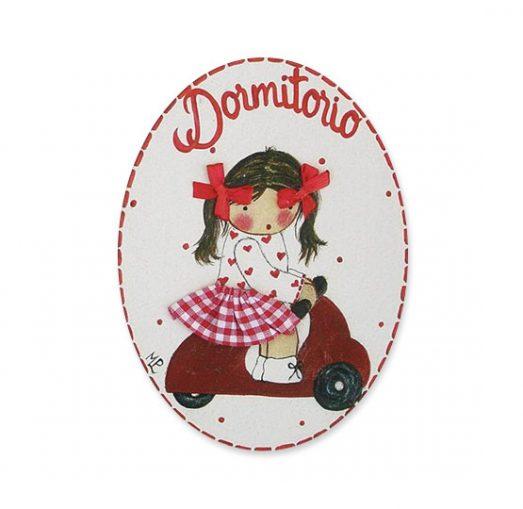 placas para puertas intantiles personalizadas con nombre bebe decorativa artesanal niña niño regalos originales blaucasa en vespa