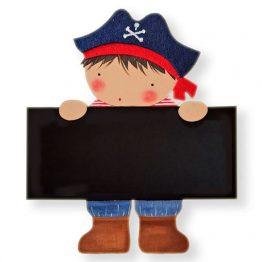 pizarra infantil para niños blaucasa pirata