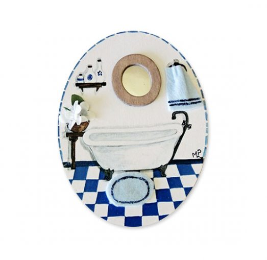 placas para puertas de casa baño bañera