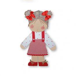 siluetas infantiles de madera personalizadas artesanales para regalos originales niña niño bebe imagenes blaucasa