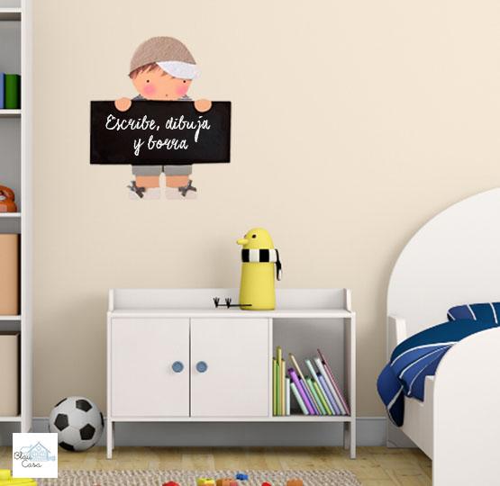 decoracion habitacion infantil pared nina nino bebe artesanal personalizada pizarras para niños